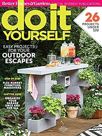 1 year - Free Home Improvement Magazines