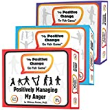 My Positive Change Go Fish Card Games - Set of 3