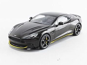 Autoart Aston Martin Vanquish S 2017 Dark Grey Metallic Model Car 1 18 Amazon De Spielzeug