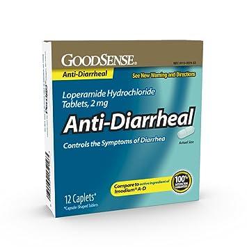 Enjoyable Goodsense Anti Diarrheal Medicine Loperamide Hydrochloride Tablets 2 Mg 12 Count Cjindustries Chair Design For Home Cjindustriesco