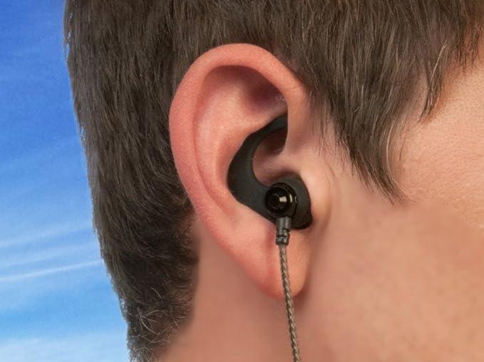 Far End Gear BudLoks Earphone Sport Grips for in-Ear and Ear Canal Earbuds