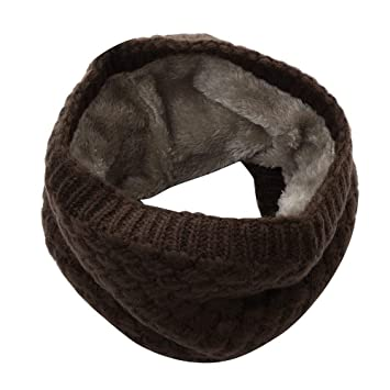 Fashion Winter Warm Scarf Women Thickness Knitted Wool Scarves in Nine Colour