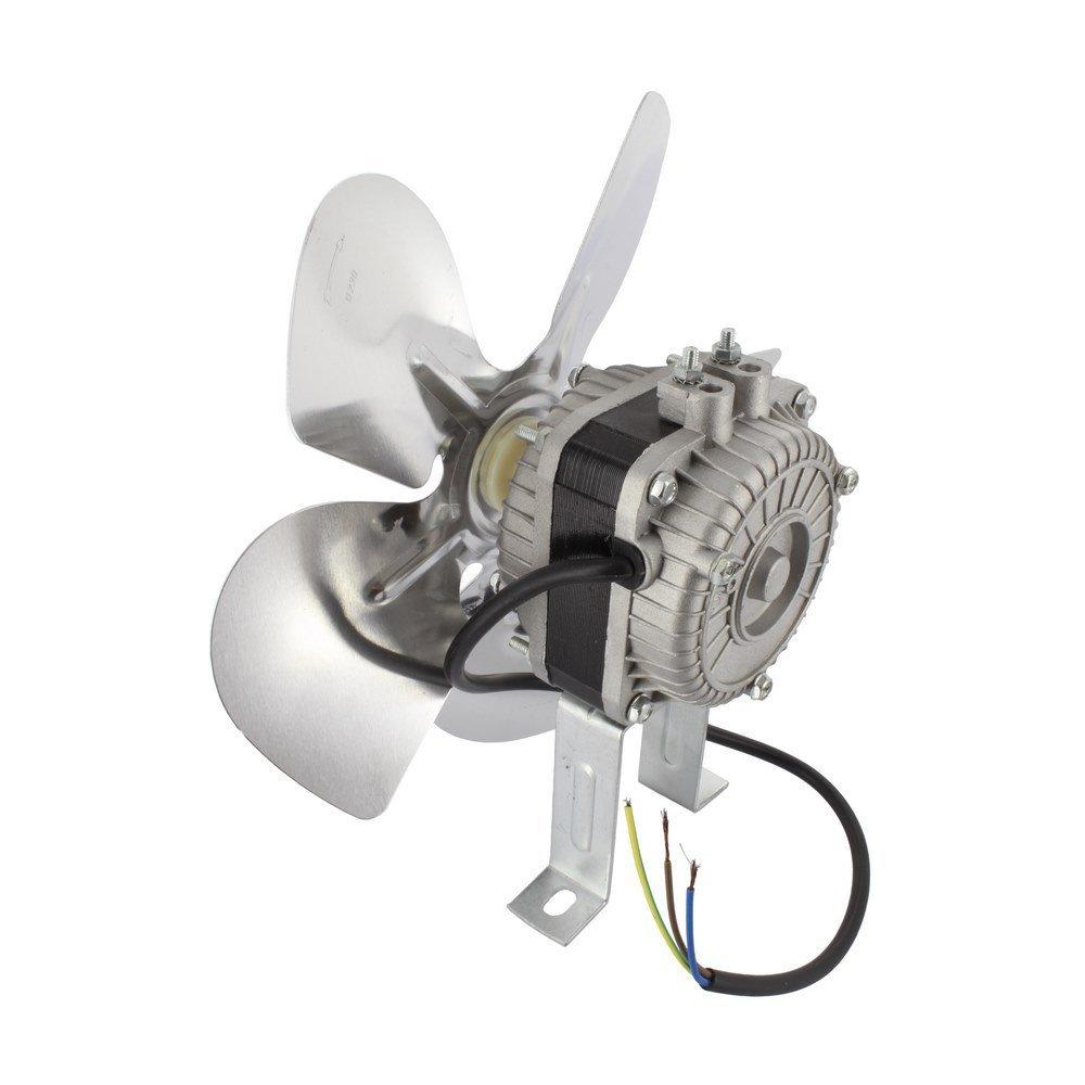 Europart Universal Fridge Fan Motor and Mounting Bracket Kit, 7 W Maddocks 53-UN-92