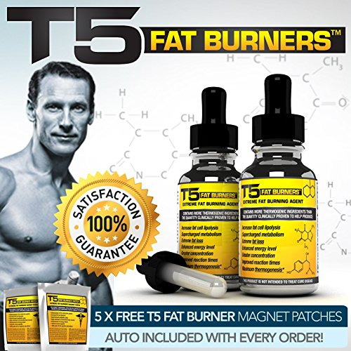 X2 BIOGEN T5 FAT BURNERS SERUM -BETTER THAN DIET / SLIMMING / WEIGHT LOSS PILLS by Weight Loss Supplements