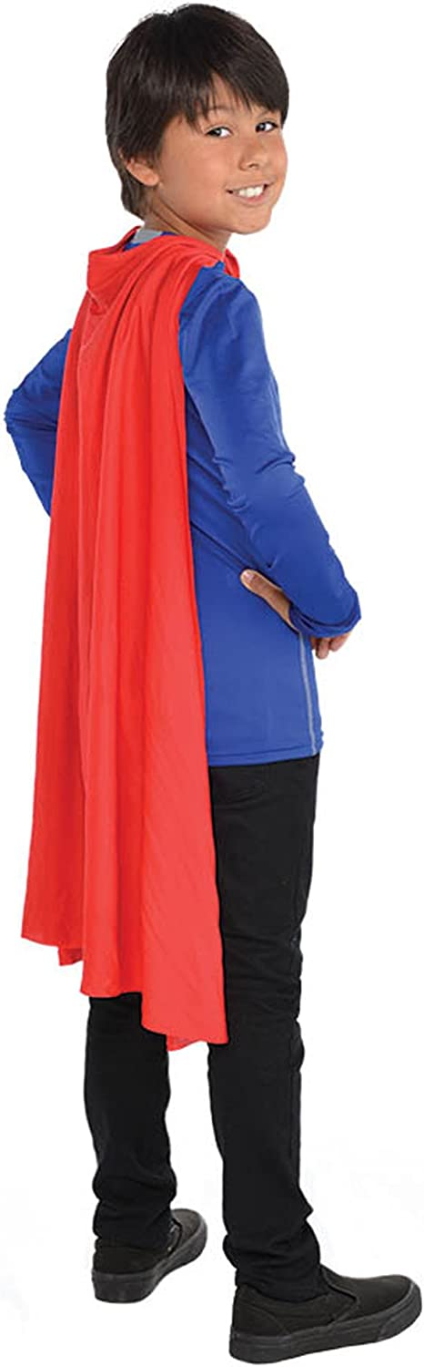 Amscan Cape, Party Accessory, Red