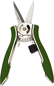 Dramm 18024 Stainless Steel Compact Shear, Green