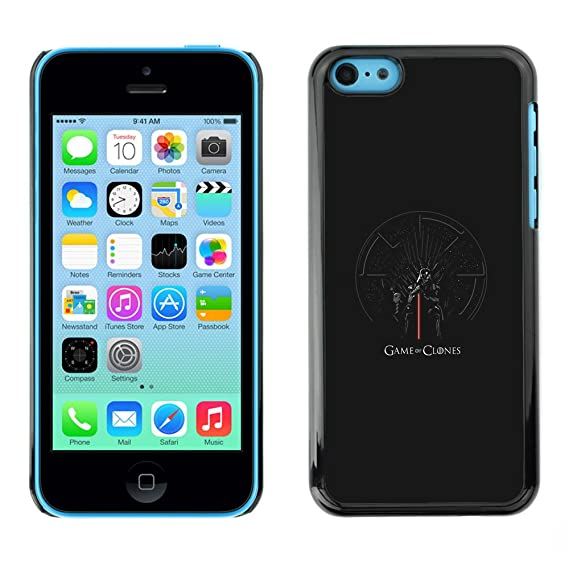 Amazon com: game of clones OYAYO CASE Apple Iphone 5C
