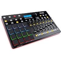 AKAI Professional MPD232   Contrôleur USB/MIDI avec 16 Pads Type MPC et Step-Séquenceur 32 Pas + Série de Logiciels de Création Incluse