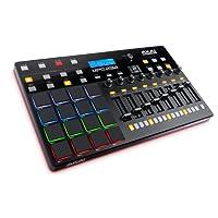 AKAI Professional MPD232, USB MIDI Controller mit 16 MPC Pads, Step Sequenzer, Regler, frei zuweisbaren Parametern und Software Paket
