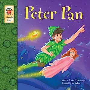 Peter Pan (Keepsake Stories, Bilingual)