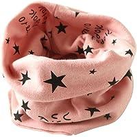 Xinantime Bufandas del Bebé,Xinan Otoño Invierno Niño Niña Ccollar Algodón Pañuelos (Rosa)