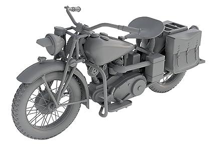 Amazon.com: Thunder 35003 - Motocicleta militar india modelo ...