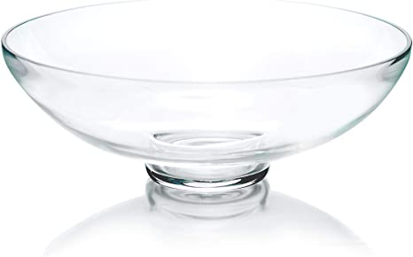 Decorative Glass Bowl Table Decoration Centrepiece