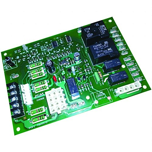 (ICM Controls ICM2808 Furnace Control Module for York S1-331-03010-000 and S1-331-02956-000, 98-132 VAC, 1