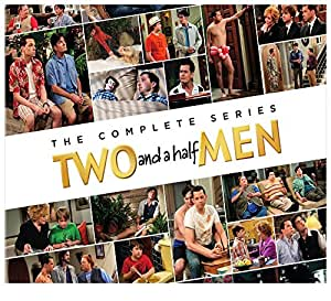Two and a Half Men Complete Series (DVD)