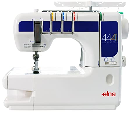 Elna Machine Recubridora SemiProfessional Model 40 Amazoncouk Extraordinary Elna 2000 Sewing Machine Price