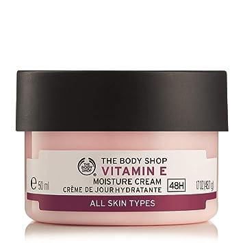 01f830bc5a5a The Body Shop Vitamin E Moisture Cream, 1.7-Fluid Ounce