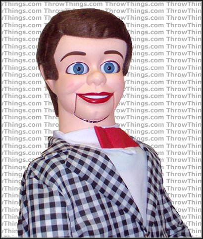 Danny O'Day Deluxe Upgrade Ventriloquist Dummy by ThrowThings.com (Image #1)