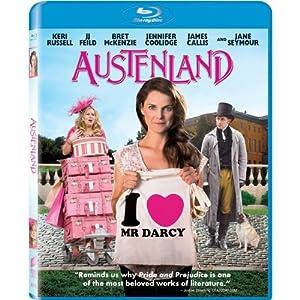 Austenland Bilingual [Blu-ray]