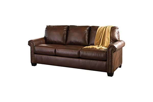 Signature Design by Ashley Furniture Lottie DuraBlend - Beautiful Queen Sized Sofa