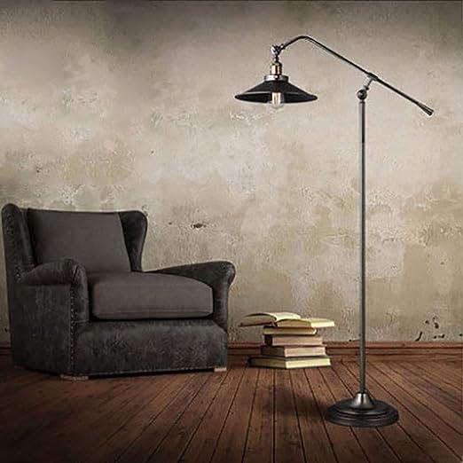 Modernas lamparas de pie Lámpara de pie, para Leer artesanía ...