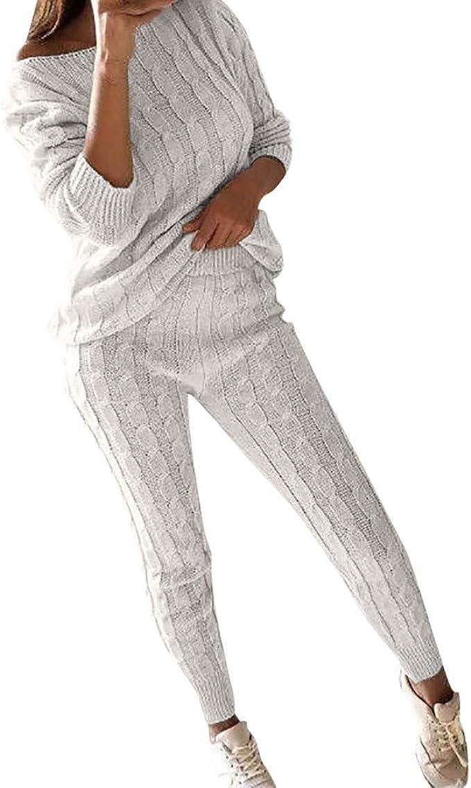 pantaloni lunghi S-XL Nuovo Sonno tuta pigiama da donna blu stelle T-shirt