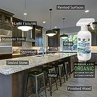 Greenerways Organic All-Purpose Cleaner - kitchen surfaces