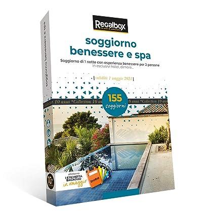Regalbox - Soggiorno Benessere e Spa 2019 - Cofanetto Regalo ...