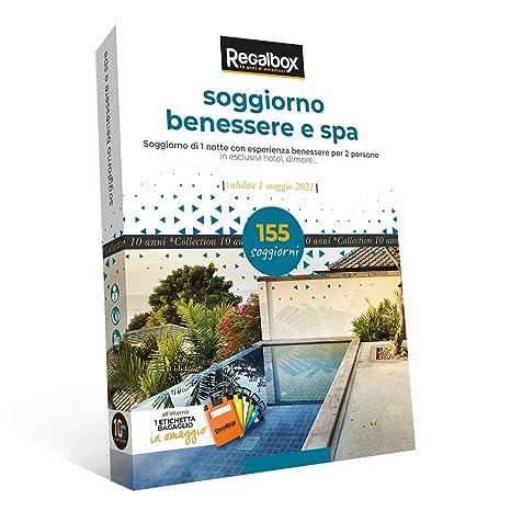 Regalbox - Soggiorno Benessere e Spa 2019 - Cofanetto Regalo: Amazon ...
