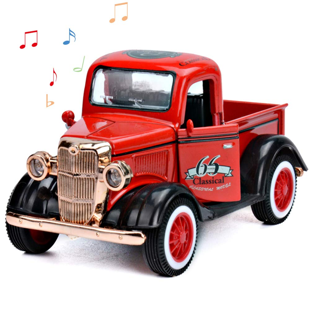 Curiously classic pickup truck vehicle vintage recommend look
