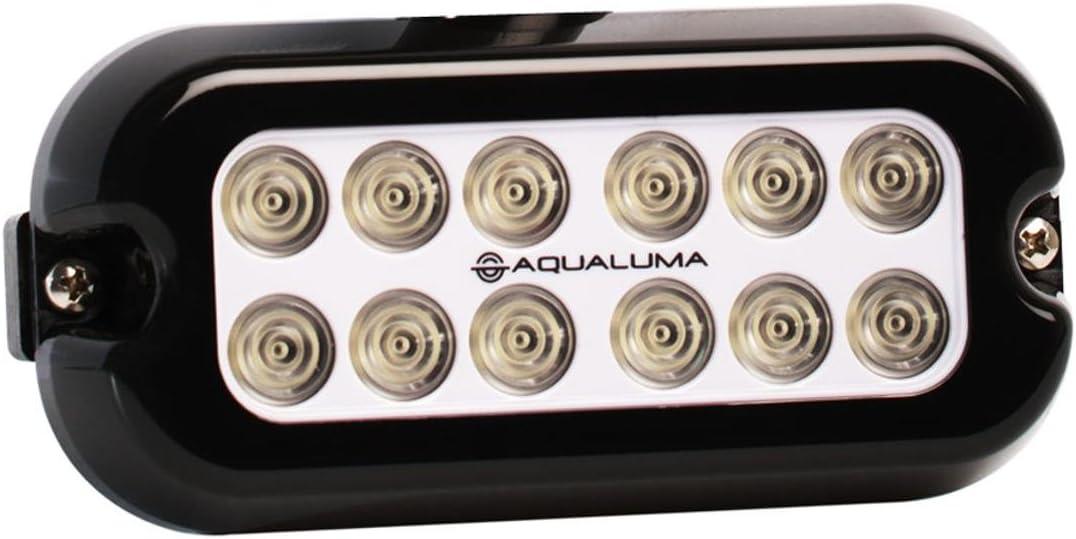 Aqualuma LED Lighting Surface Mount FF12 LED Underwater Light