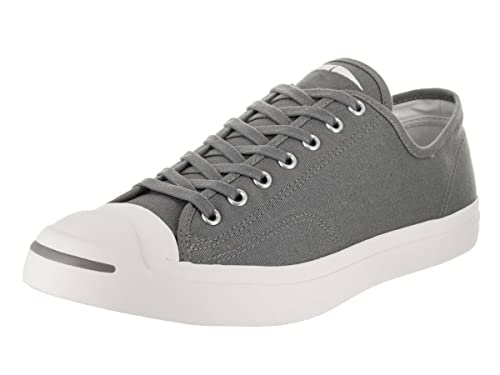 c4c59eccdee165 Converse Unisex Jack Purcell Jack Ox Cool Grey White White Casual Shoe 6 Men