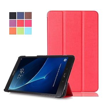 Funda Samsung Tab A6 10.1,Carcasa para Galaxy Tab A T580N,Smart Case Funda Protección Stand Folio Cover Carcasa para Samsung Galaxy Tab A 10.1 ...