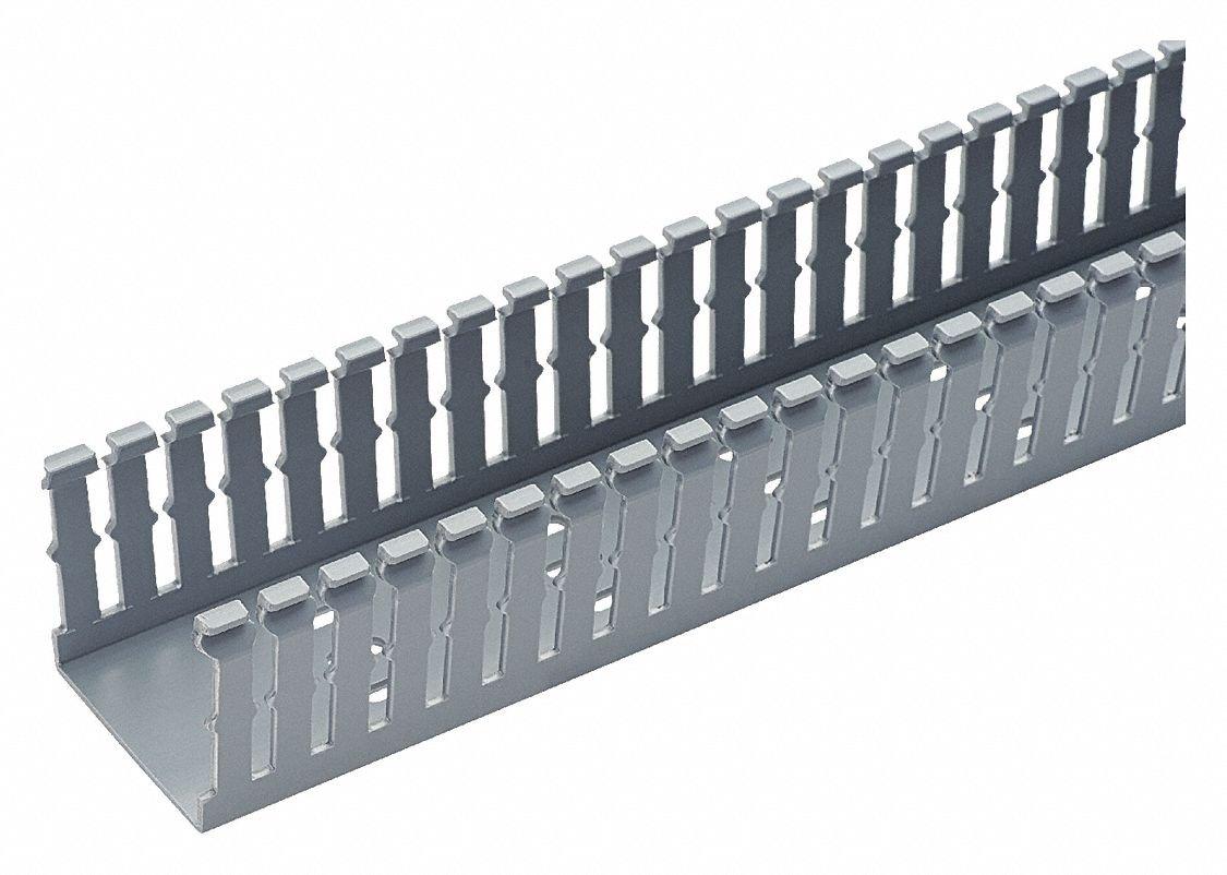 Panduit F1X3LG6-A Panduct Type F Narrow Slot Wiring Duct