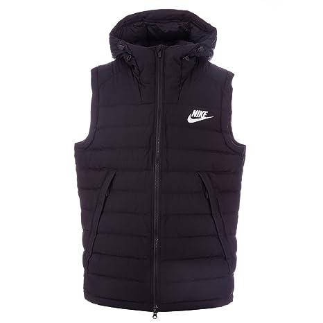 publier des informations sur où acheter grande remise Nike pour Homme pour Homme en Duvet pour Femme en Noir/Blanc ...