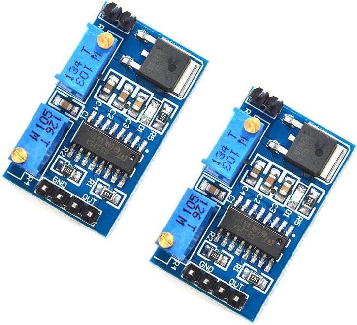 Comimark 2Pcs SG3525 PWM Controller Module Adjustable Frequency Module 100HZ-100KHZ