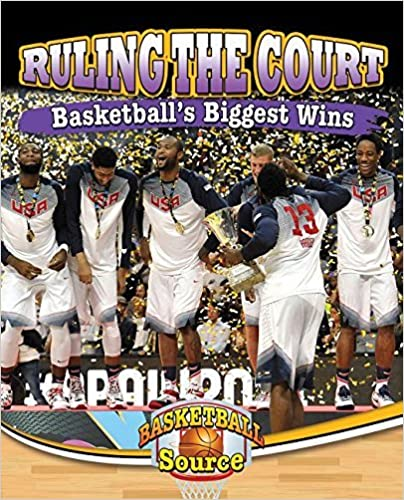 Téléchargement d'ebooks Google epub Ruling the Court: Basketball's Biggest Wins (Basketball Source) by Jaime Winters (2015-08-29) PDF PDB CHM