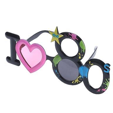Good Night Birthday Cake Fanci-Frames Sun Glasses for Photo Booth ...