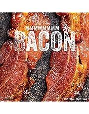 MMMMMMMM... Bacon 2022 Wall Calendar