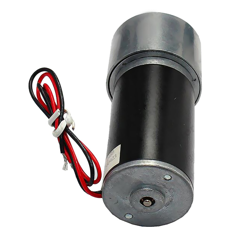 Sharplace Motor Reductor de Reducci/ón de Velocidad Motores Engranaje Accesorios de Casa Patio Jard/ín C/ésped 12V 10RPM