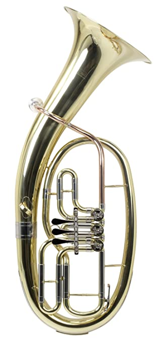 Tenor Horn Minibalgelenk Neu Smart Symphonie Westerwald Top Goldmessing Tenorhorn