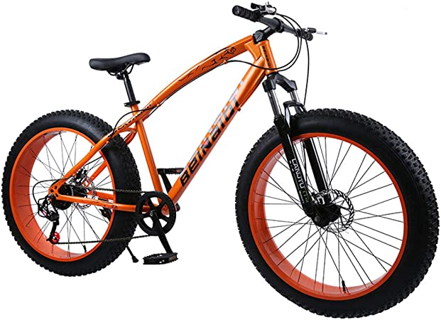 QJ Frenos para Bicicleta Estudiantes Masculinos Y Femeninos Carretera Velocidad Doble Choque del Disco De Bicicletas para Adultos,30 Speed,26in: Amazon.es: Hogar