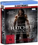 Hatchet Trilogie (Bloody Movies) [Blu-ray]