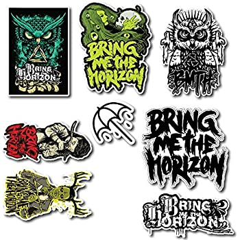 Bring me the Horizon Decal Sticker Free Shipping