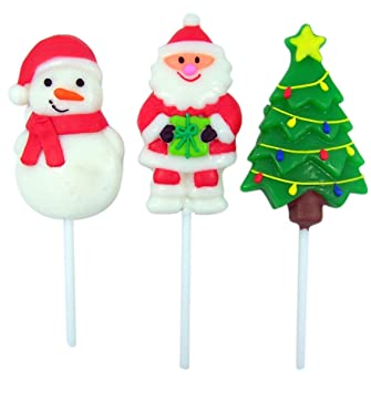 Image result for christmas suckers