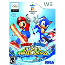 Mario & Sonic at the Winter Olympic Games - Wii Standard Edition