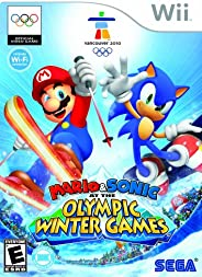 Mario & Sonic at the Winter Olympic Games - Wii Standard Edi