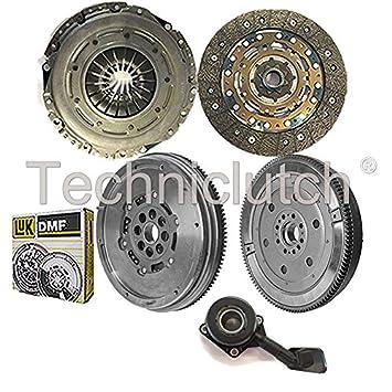País embrague Disco Driven plato y plato de presión y Luk Dual masa volante y CSC (4 parte Kit) 8944780117386: Amazon.es: Coche y moto