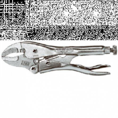 picture of Vise Grip 10CR 10-Inch Adjustable Curved Jaw Locking Pliers