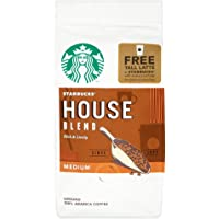 Starbucks 星巴克 House Blend咖啡粉 中度烘焙 每袋200克(6袋装)